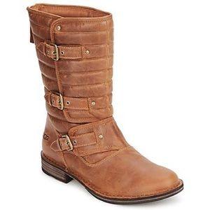 Ugg boots Tatum Moto boot size 8